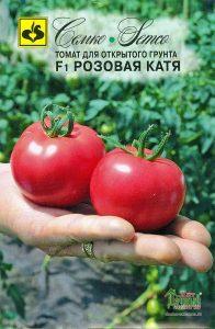 Томат Катя характеристика и описание сорта фото отзывы урожайность