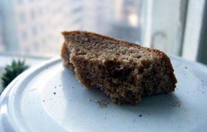 Горбушка хлеба