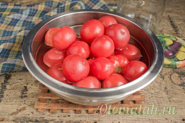 крепкие помидорки