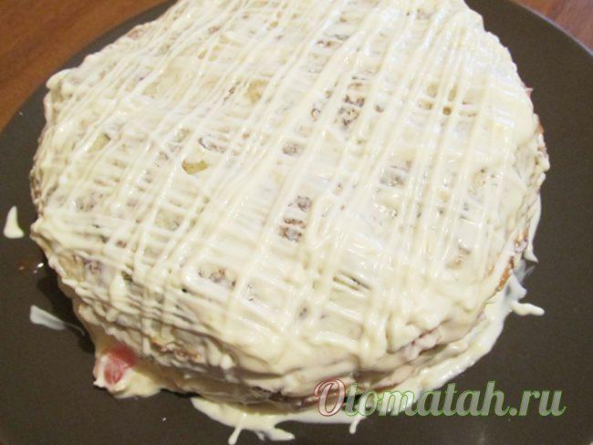Соберем торт