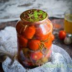 Маринад для помидоров