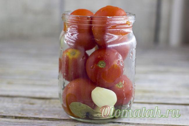 Наполним помидорами
