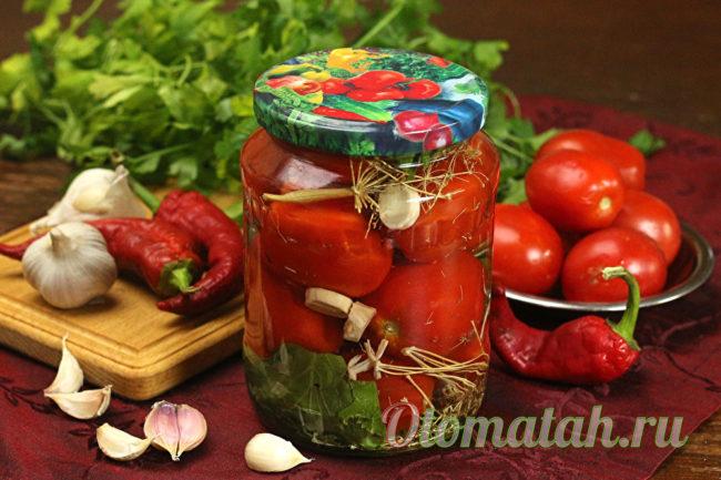 маринованные помидры