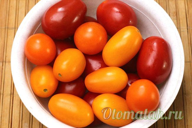 отбираем томаты