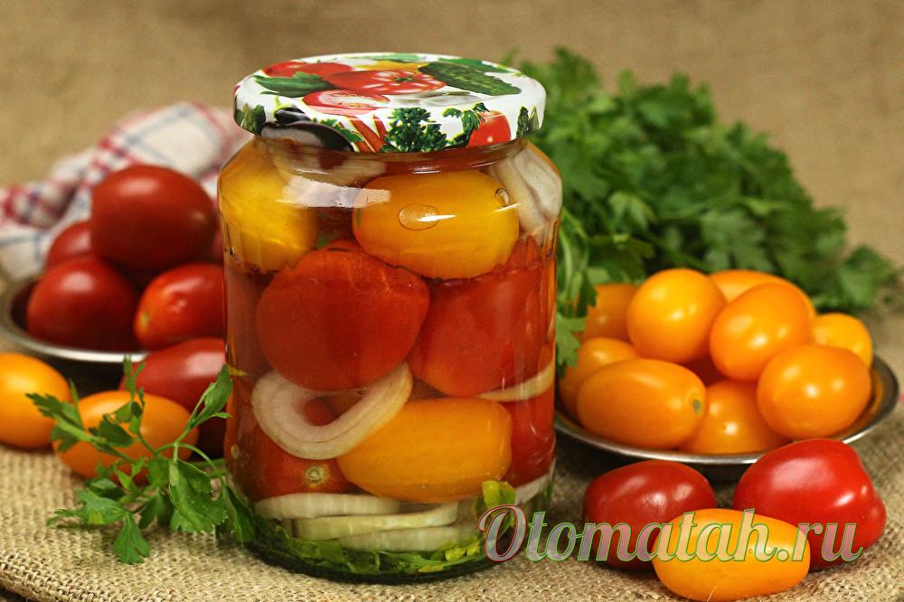 помидоры маринованные сладкие