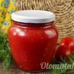 томатный морс