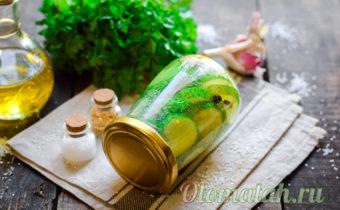 """Огуречный салат """"Улет"""""""