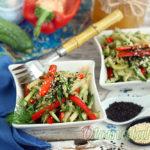 Огуречный салат по-тайски