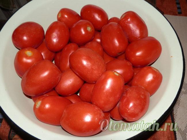 томаты для сока