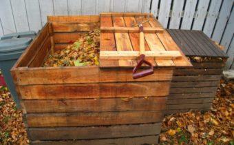 яма для компоста
