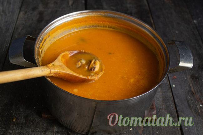 томим суп