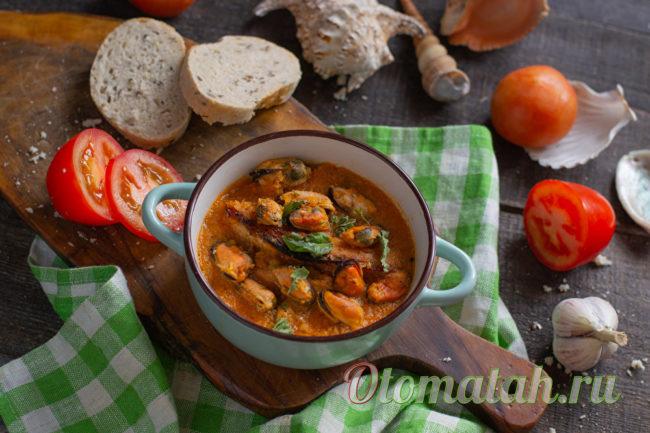 овощной суп по-сицилийски