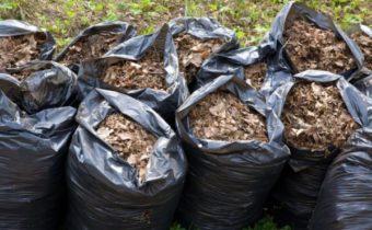 kompost v meshkah