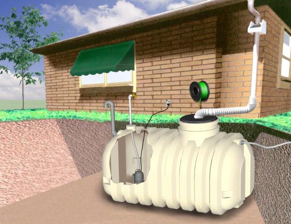 podzemnaja sistema vodosnabzhenija