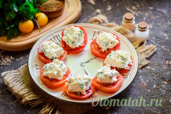 выложить на помидоры