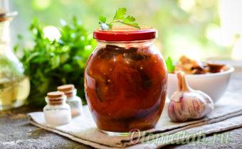 вкусный салат из овощей
