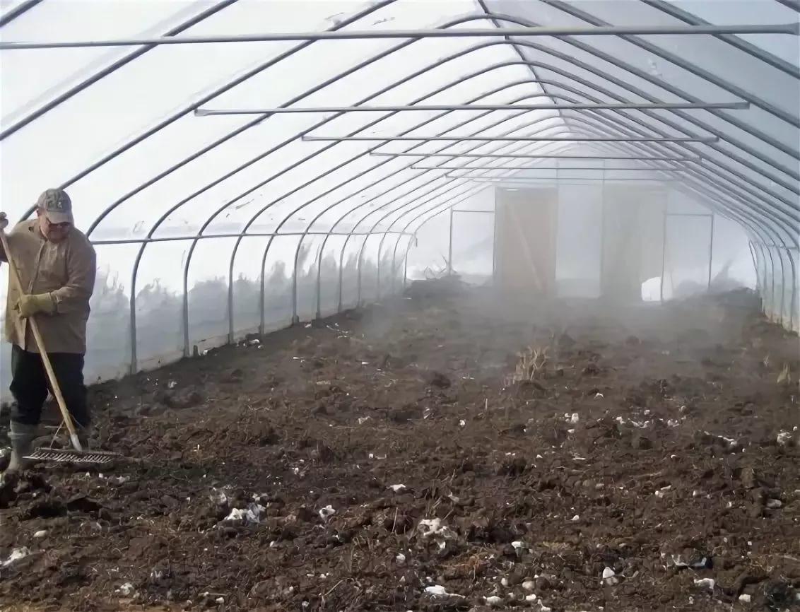 обработка грунта