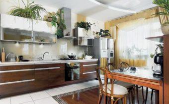 Лучшие вьющиеся растения для кухни