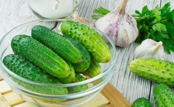 Огурцы для засолки и салатов