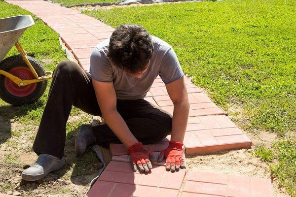 Организация садовых дорожек: частые ошибки