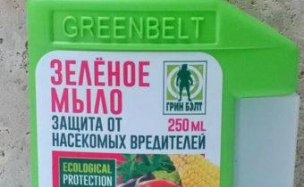 Инструкция по применению зеленого хозяйственного мыла от вредителей в саду