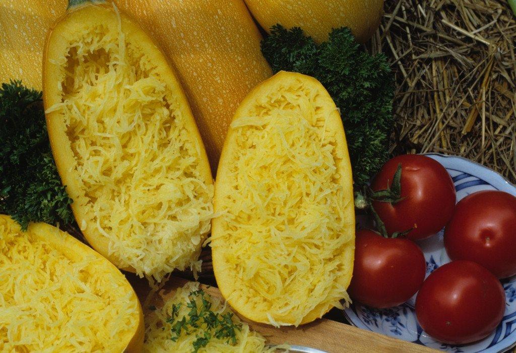 Как долго можно хранить кабачок спагетти после сбора