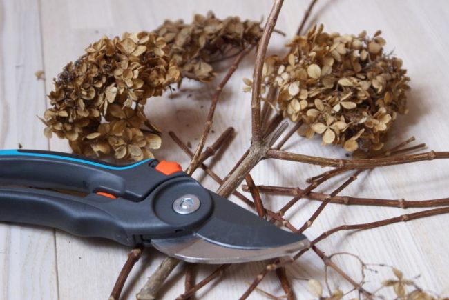 Садовые ножницы