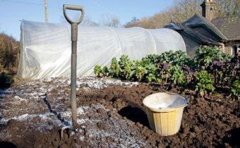 раскислитель почвы